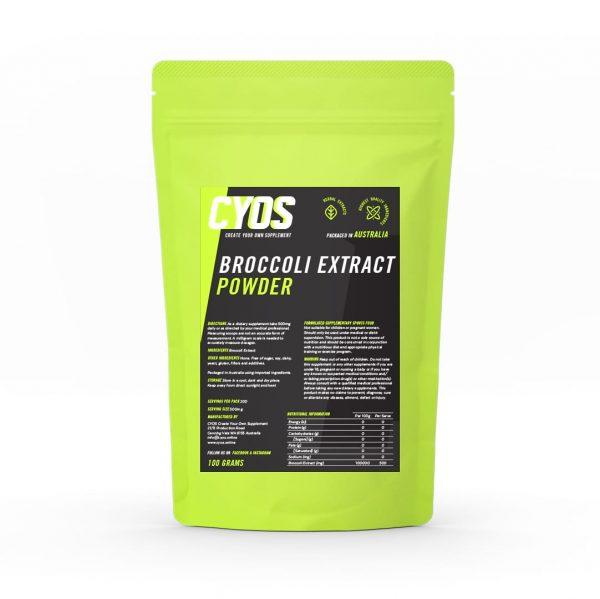Broccoli Extract Powder