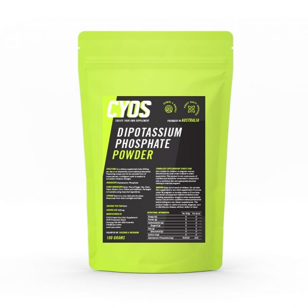 Dipotassium phosphate powder
