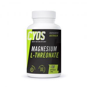 Magnesium L-Threonate Capsules 500mg