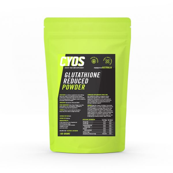Glutathione Reduced Powder