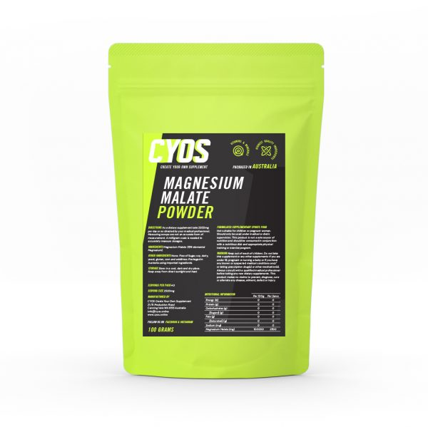 Magnesium Malate Powder