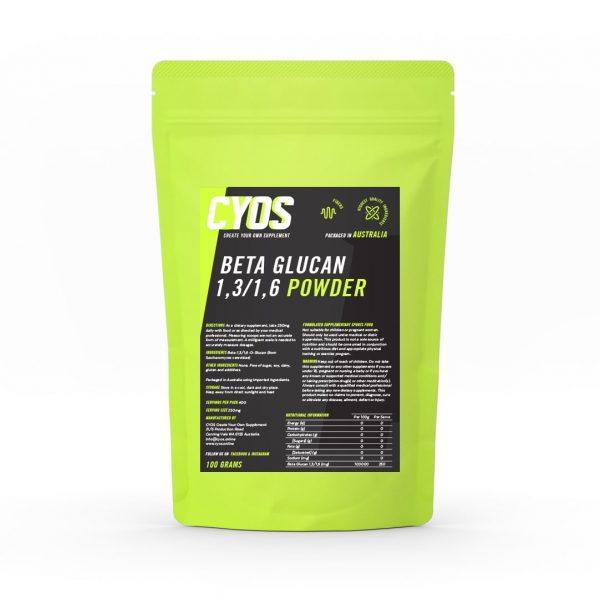 Beta-1,3/1,6-D-Glucan Powder